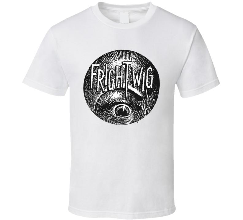 New Popular Frightwig Rock Band Feminist Inspired  Logo T Shirt