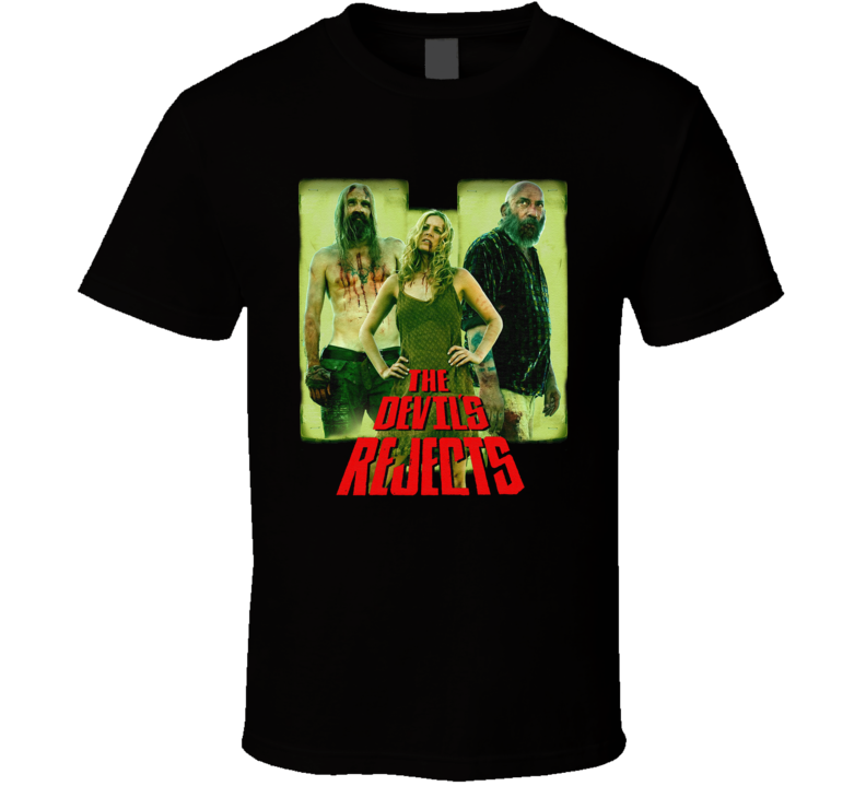 The Devil's Reject Devils Movie Funny Standard T Shirt