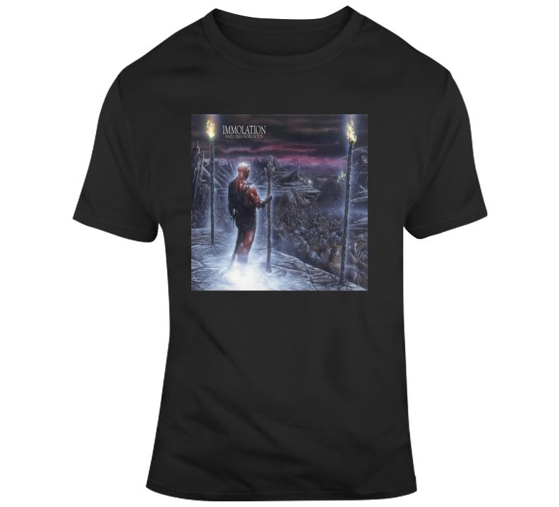 Immolation Failure Gods T Shirt