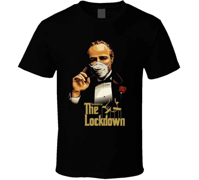 The Lockdown Story  T Shirt