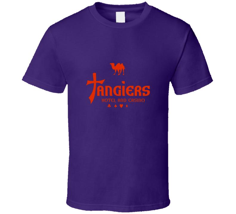 Tangiers Casino T Shirt