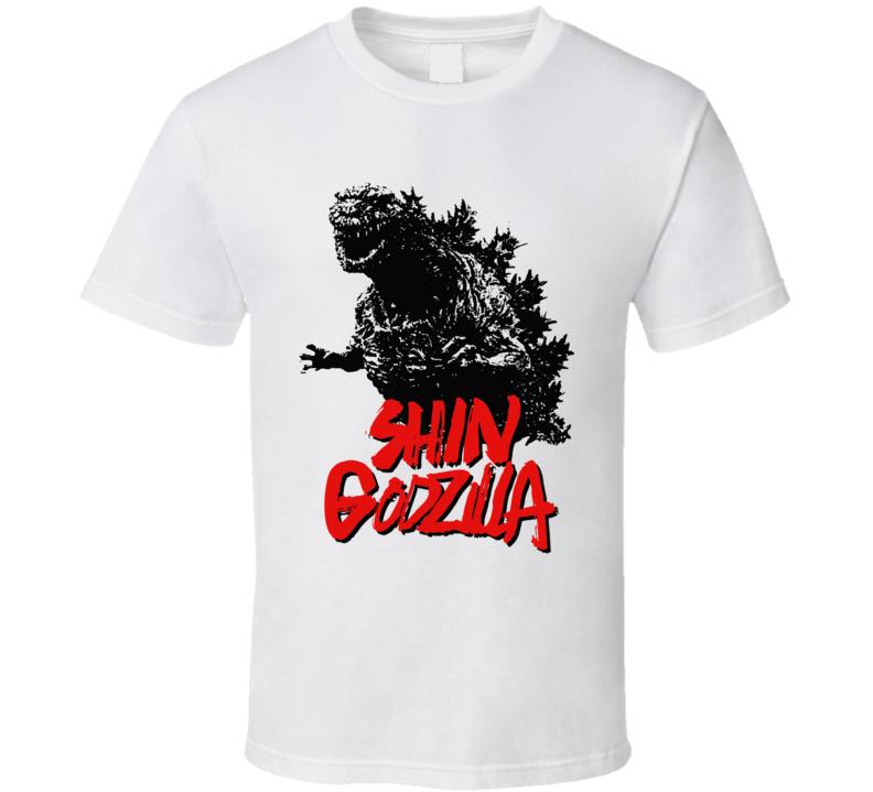 Shin Godzilla T Shirt