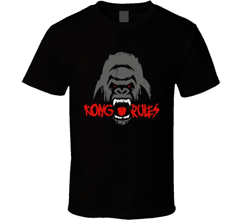 Kong Rules T Shirt