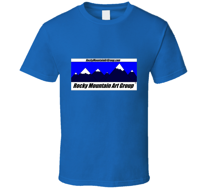 Rocky Mountain Art Group T Shirt