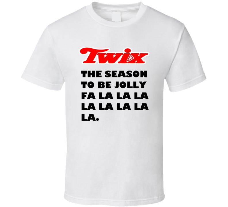 Twix Funny Christmas T Shirt