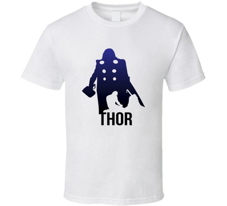 Thor Fan Poster Thor Wallpaper Marvel Comics Super Hero T Shirt