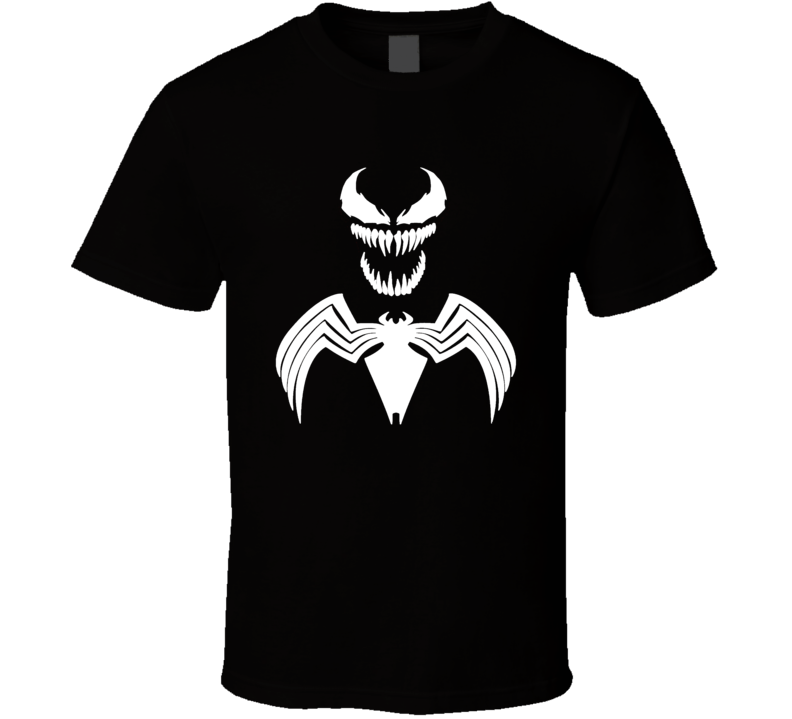 Venom Spiderman Marvel Character Cartoon Character Cool T Shirt