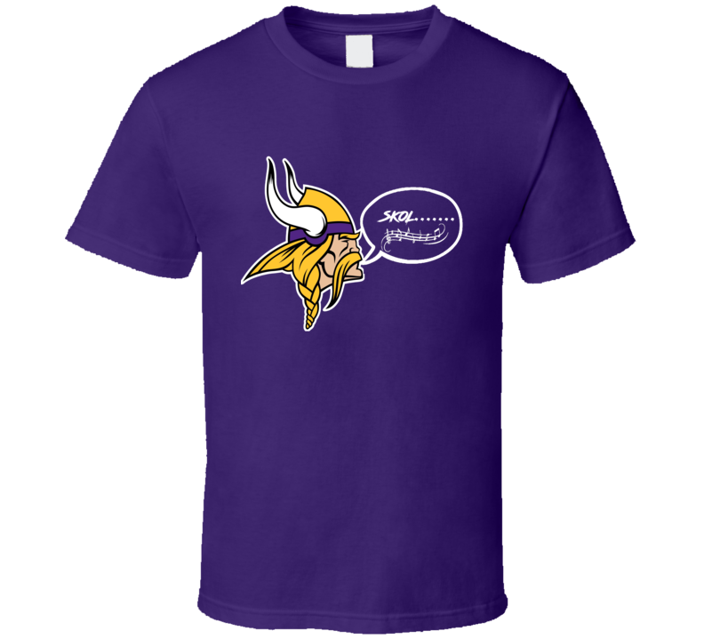 Stefon Diggs Minneapolis Miracle Vikings Skol Chant Football T Shirt