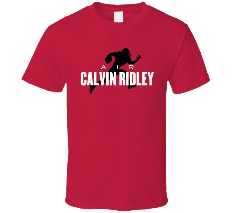 Air Calvin Ridley Atlanta Falcons Wide Receiver Football Team T Shirt