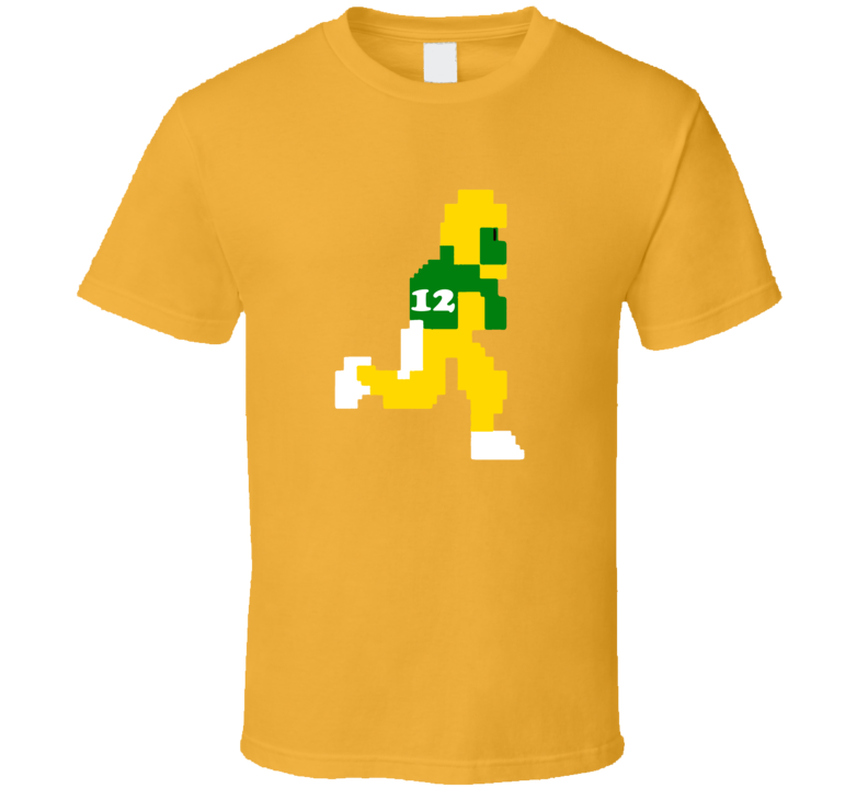 Packers Aaron Rodgers Quarterback Football Player Green Bay Football T Shirt