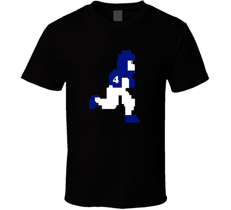 Deshaun Watson Number 4 Texans Quarterback Football Player T Shirt