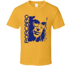 Jeff Porcaro Rock Drummer Music T Shirt