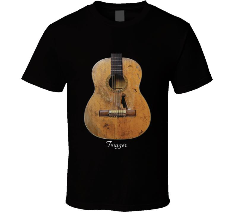 Willie Nelson Trigger T Shirt