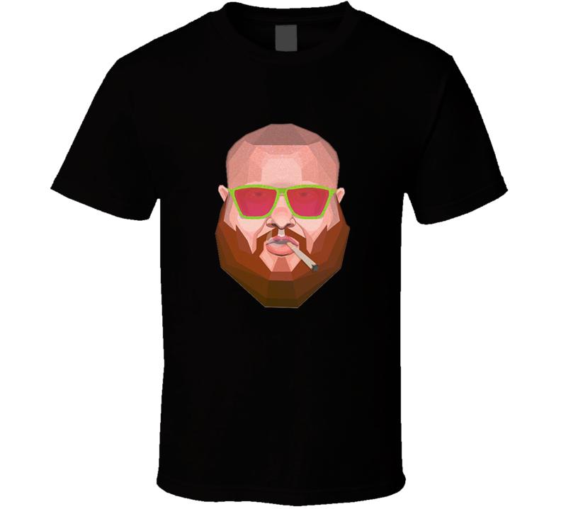 Action Bronson 3D T Shirt