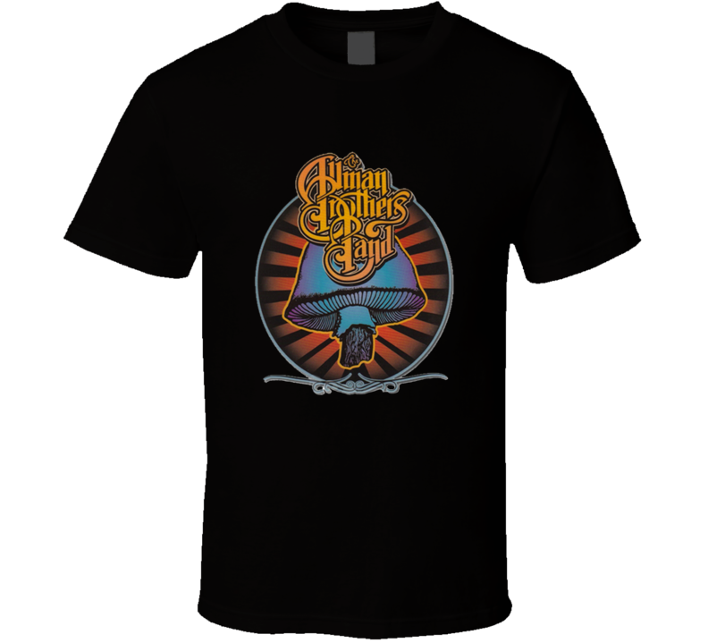 The Allman Brothers Band Music T Shirt