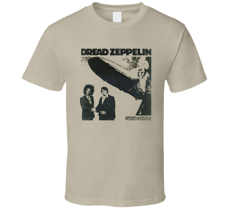 Dread Zeppelin Music T Shirt
