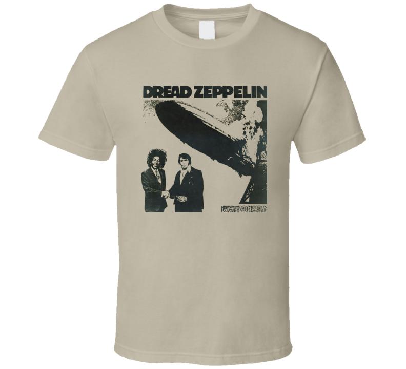 Dread Zeppelin Music T Shirt