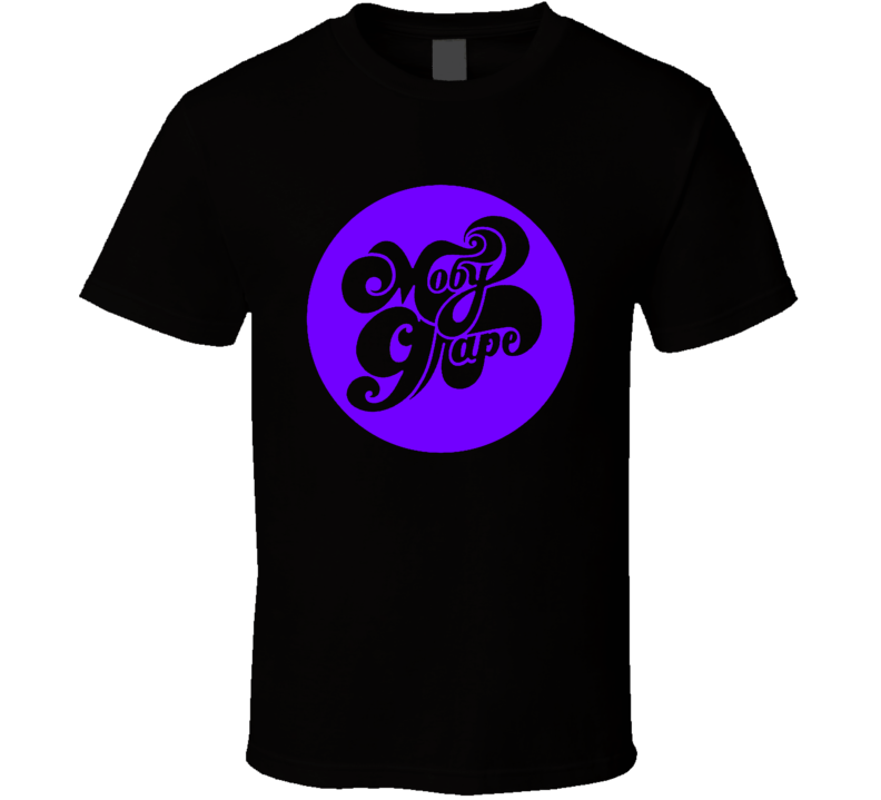 Moby Grape Music T Shirt
