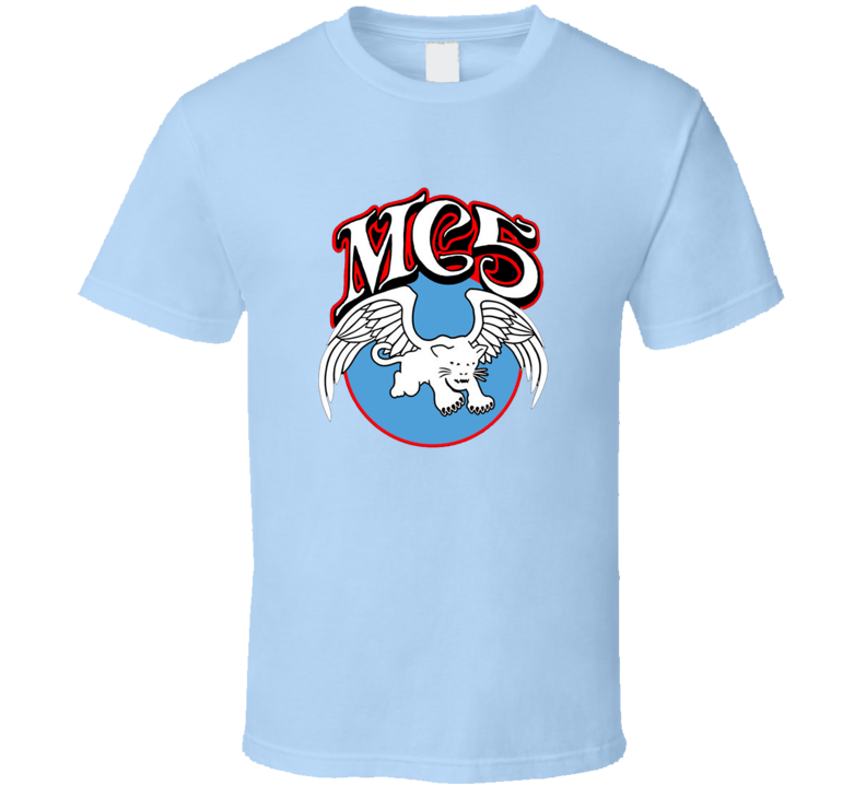 Panther T-Shirt MC5