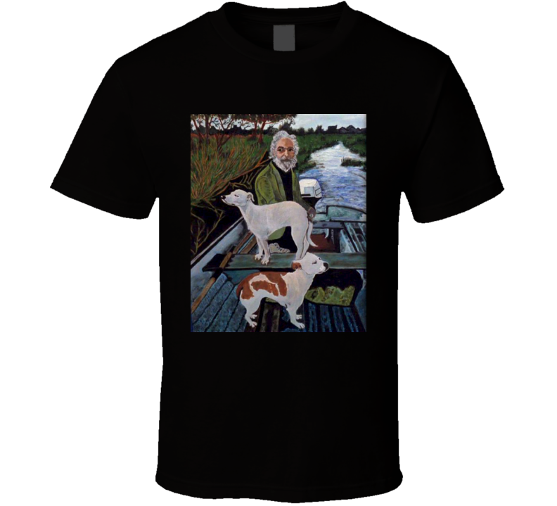 GoodFellas Movie Painting Martin Scorsese Black T Shirt