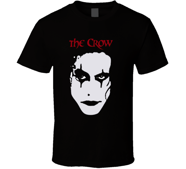 The Crow Brandon Lee Movie T Shirt