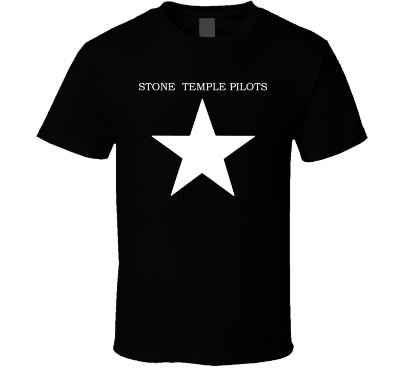 Stone Temple Pilots Star Music Group T Shirt