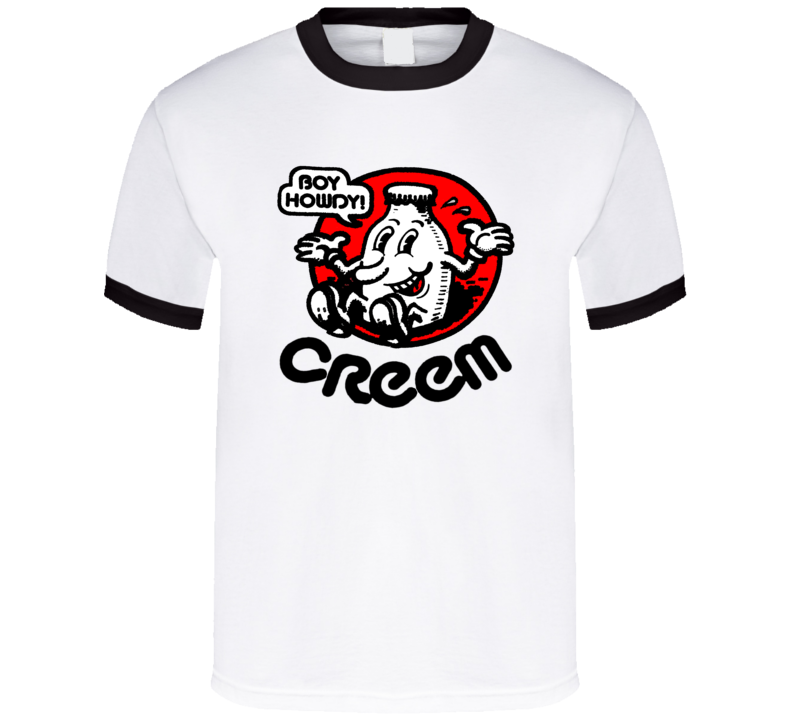 Creem Magazine Retro Music T Shirt