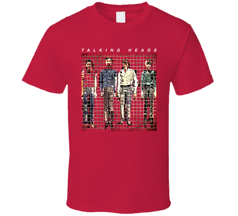 More Songs About Buildings And Food Talking Heads T Shirt