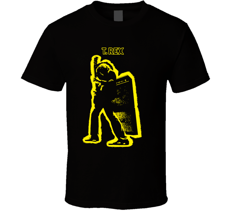 Electric Warrior T Rex Album T Shirt