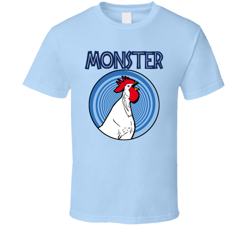 Monster Cock Funny T Shirt