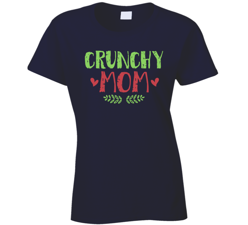 Crunchy Mom Fun Essential T Shirt