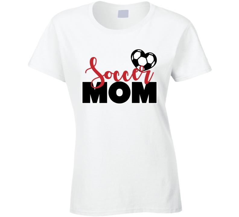 Soccer Mom T Shirt