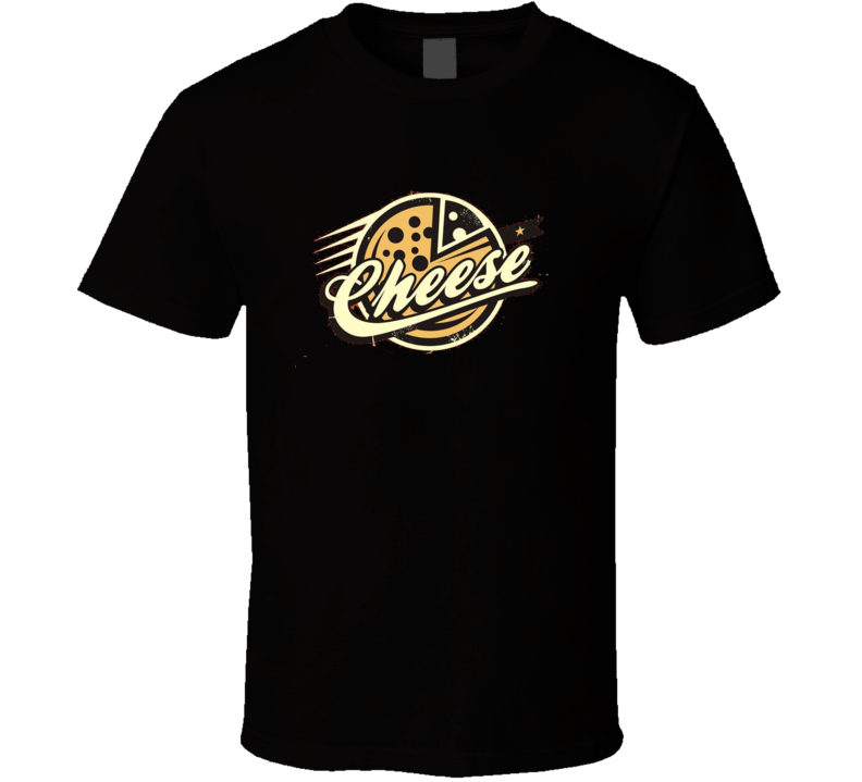Cheese Pizza T Shirt