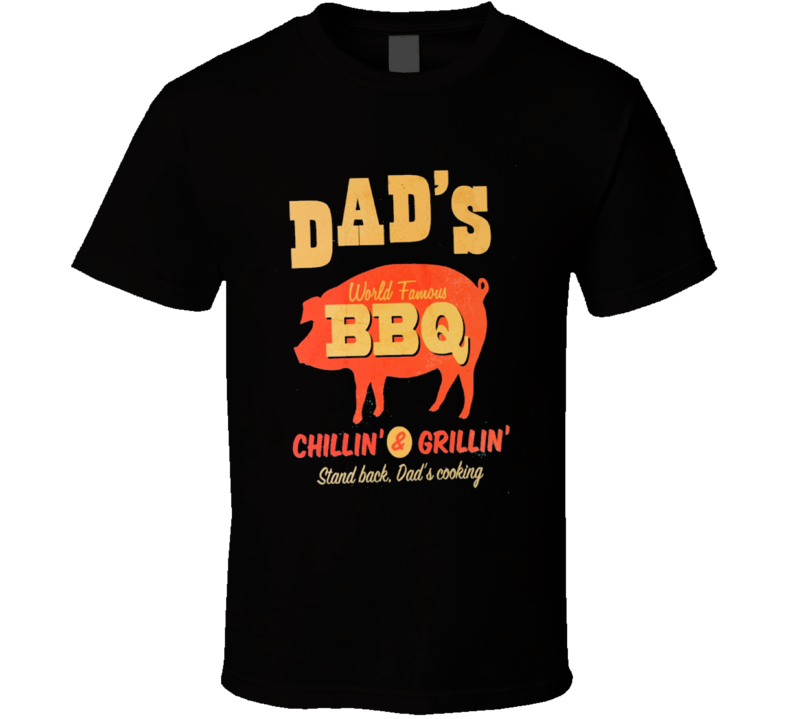 Dad's Barbeque T Shirt