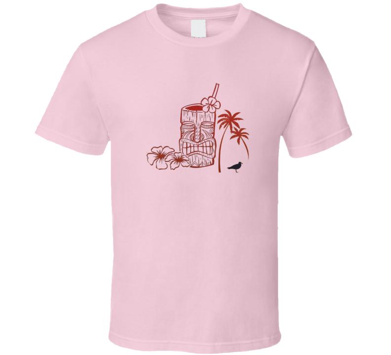 Tiki Bar T Shirt