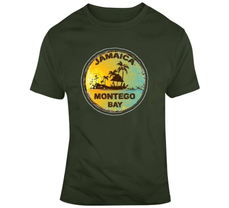 Jamaica Montego Bay T Shirt