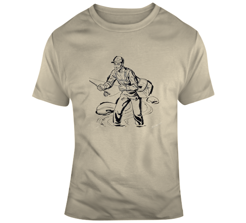 My Fishing T Shirt