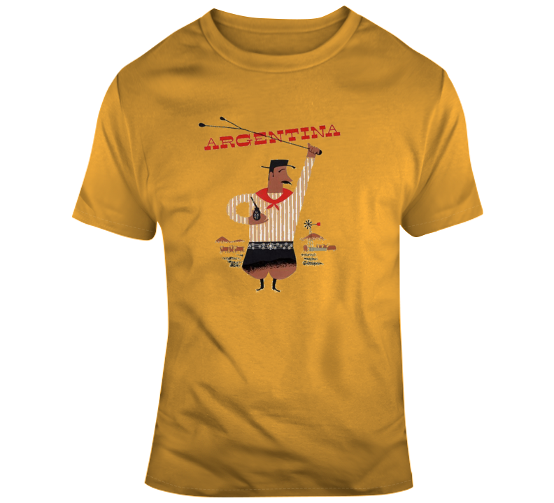 Argentina T Shirt