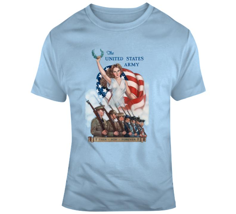 United States Army Retro T Shirt