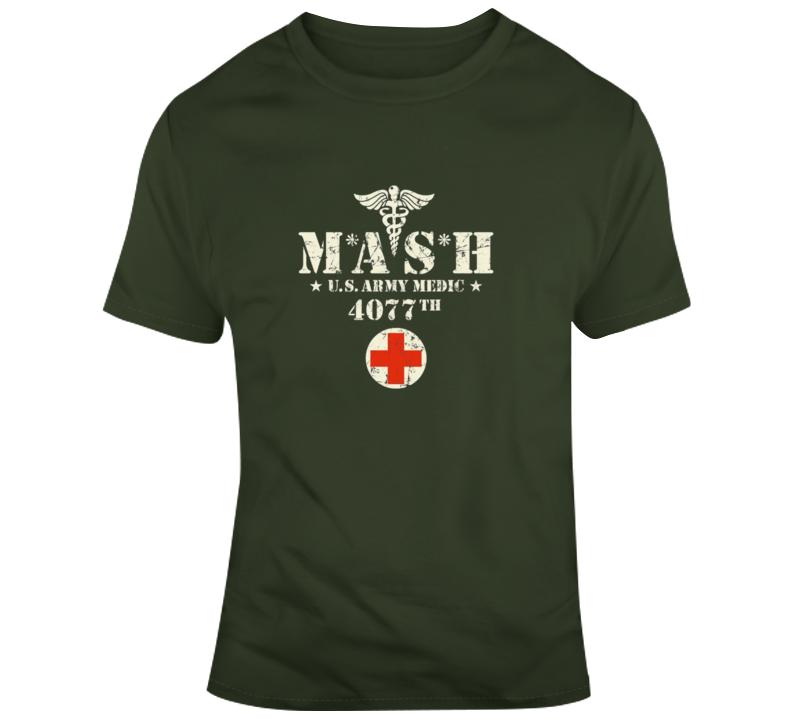 M A S H T Shirt
