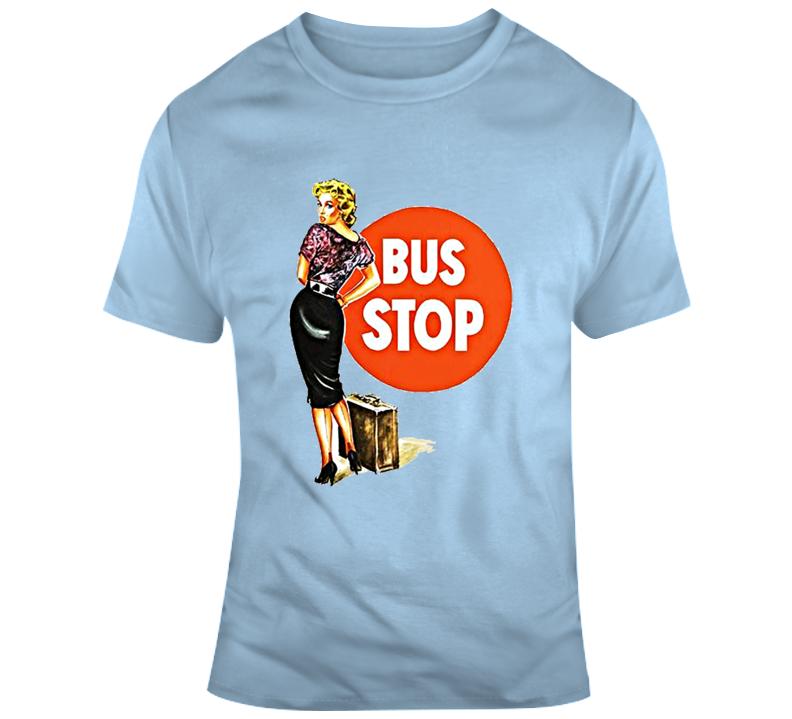 Bus Stop T Shirt