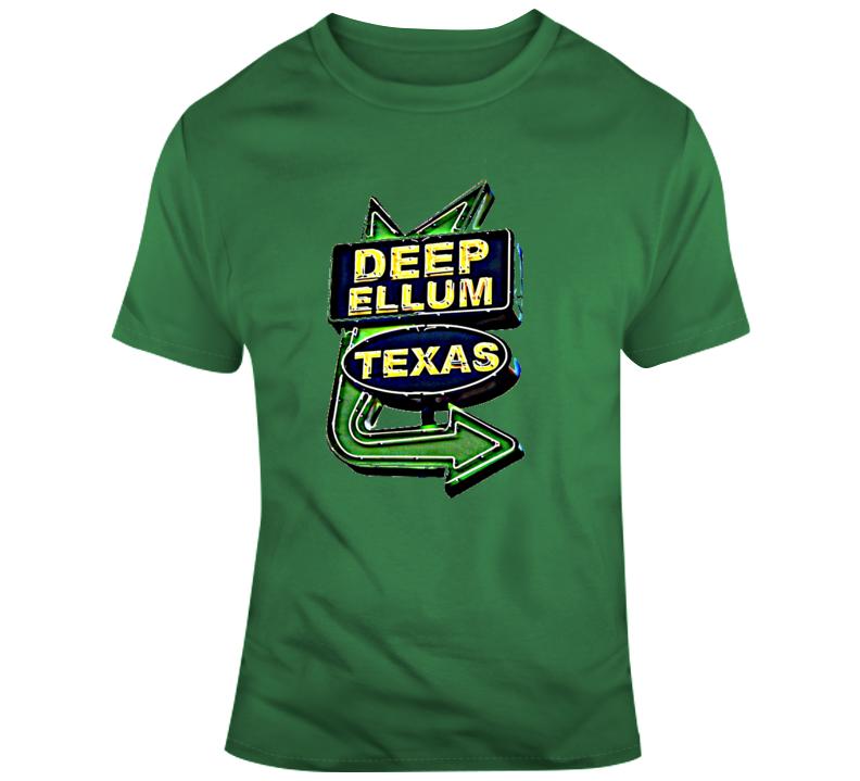 Deep Ellum Texas T Shirt