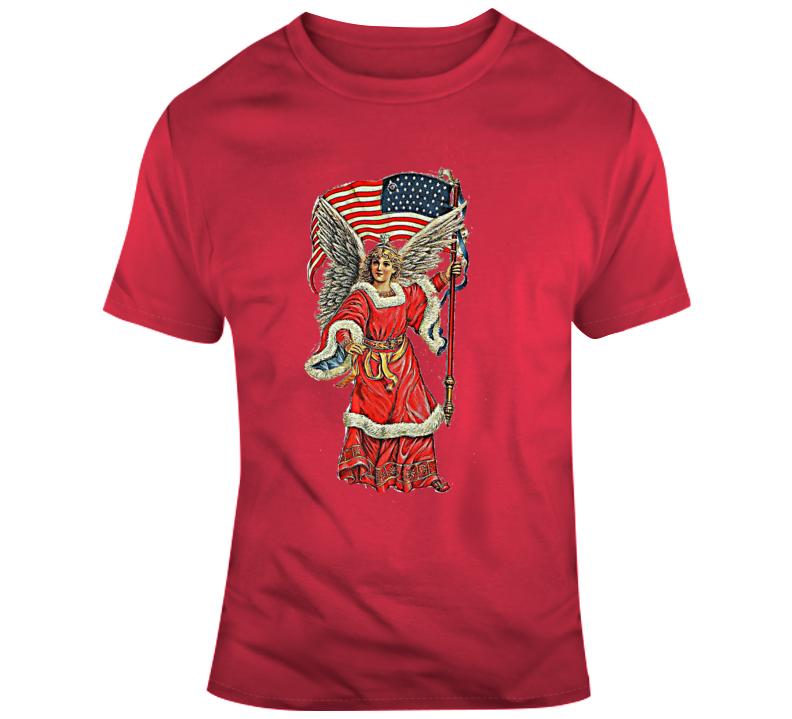 American Angel T Shirt