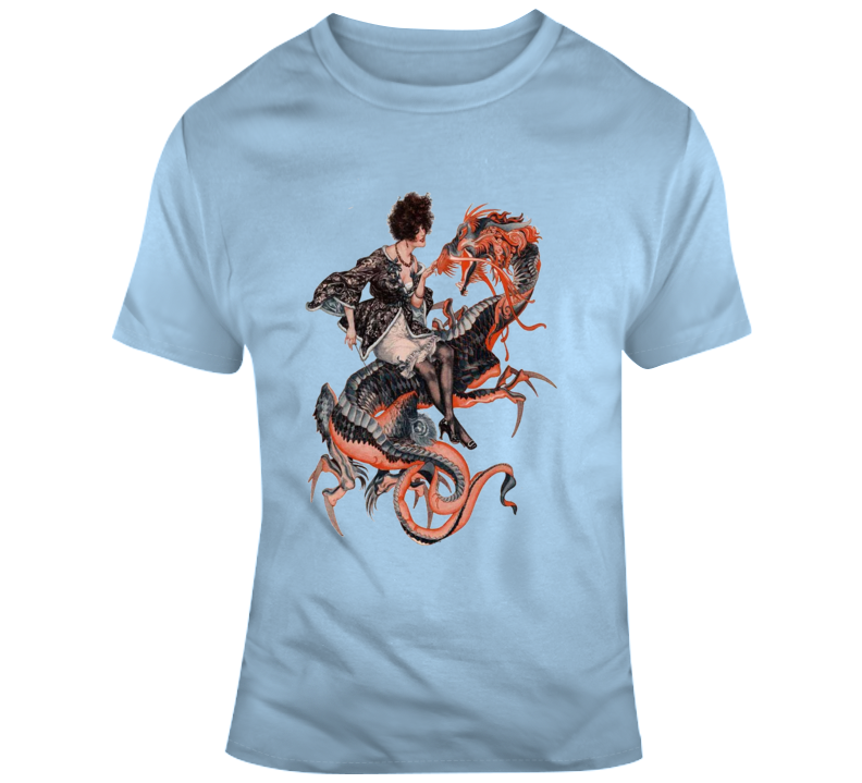 Dragon Lady T Shirt