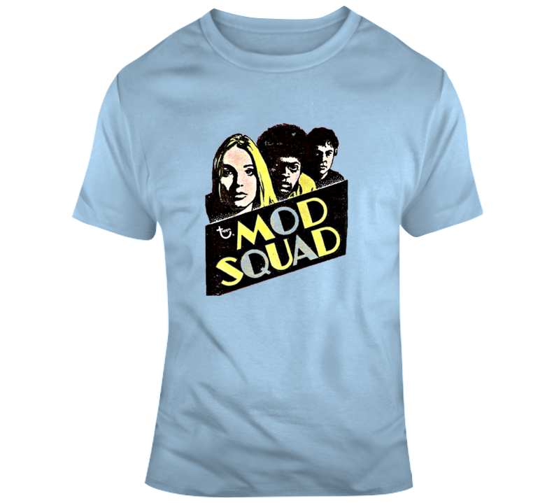 The Mod Squad T Shirt