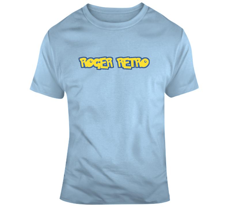 Roger Retro T Shirt