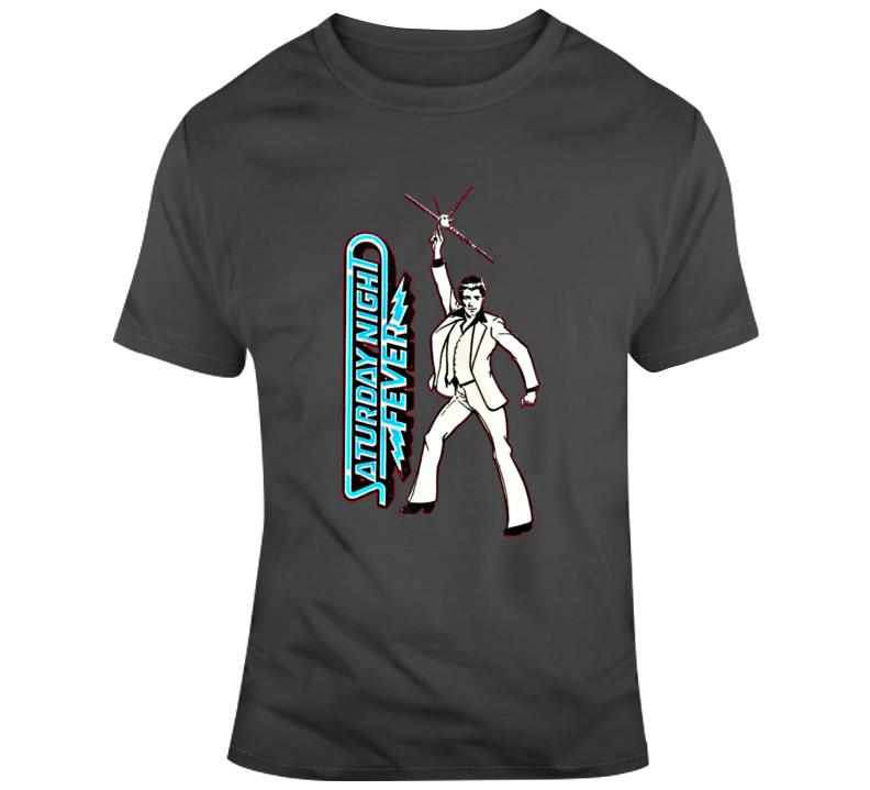 Saturday Night Fever T Shirt