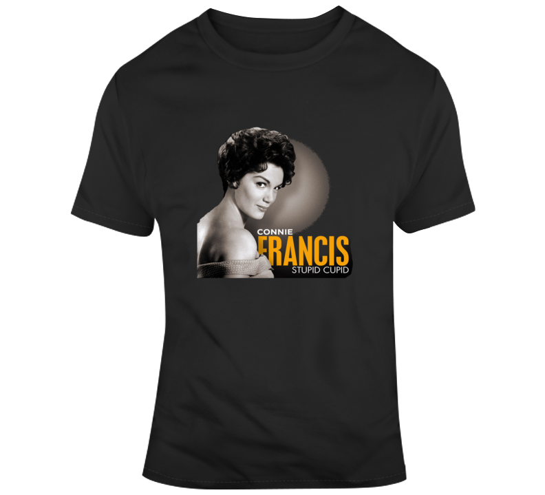 Connie Francis T Shirt