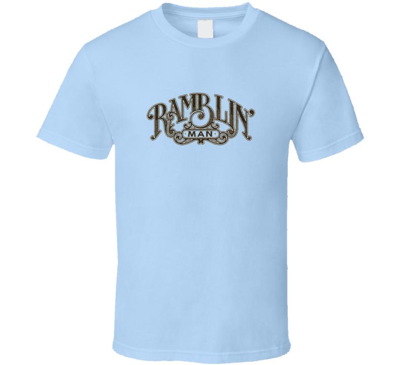 Ramblin Man T Shirt