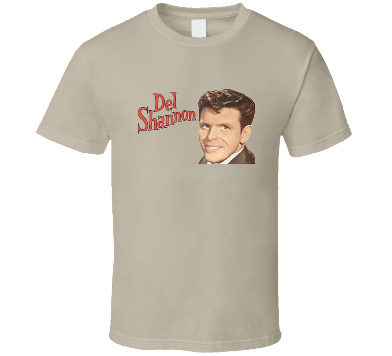 Del Shannon T Shirt